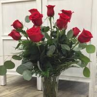 dozen roses for weddings, anniversaries or just because