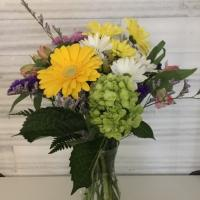 seasonal bouquet for weddings, anniversaries or just because