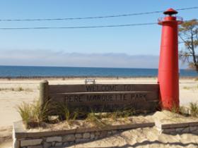 Pere Marquette Park & Beach